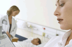 Лечение болей в области таза