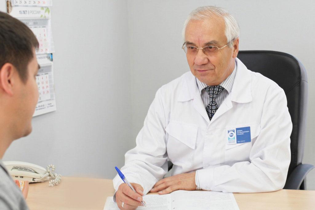 Осложнения при аденоме простаты