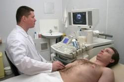 Трансректальное ультразвуковое исследование