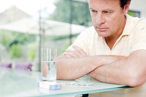 Питание при простатите и после операции на простатит