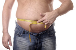 Лишний вес - причина простатита