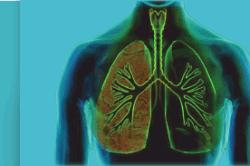Стимулирование дыхательных путей