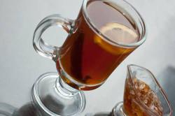 Гранатово-медовый напиток