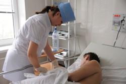 Попадание в больницу