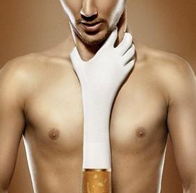 Зависимость от сигарет у мужчин