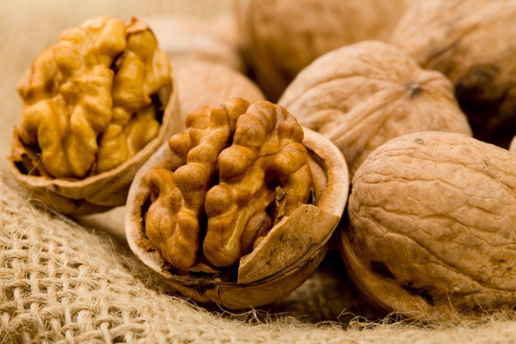 грецкий орех как средство для потенции