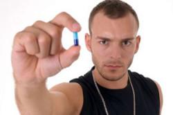 Таблетки для потенции