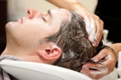 Ополаскивание волос