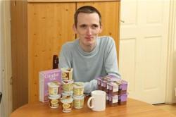 Специальное питание при мужской анорексии