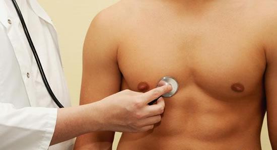 Лечение молочной железы у мужчин