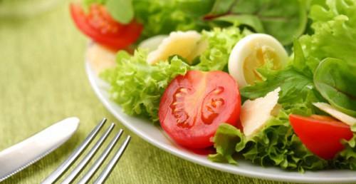 здоровое питание для похудения меню на день
