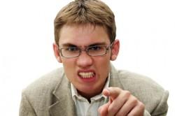 внезапные приступы агрессии у мужчин