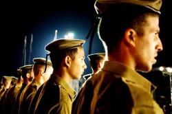 Воздержание во время службы в армии