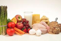 Продукты с большим количеством белка