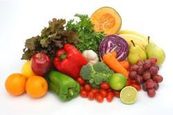 Употребление фруктов