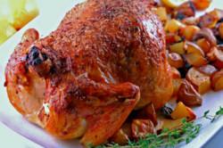 Курица гриль при жокейской диете