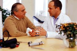 Консультация с врачём