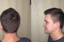 Ламинирование волос у мужчин