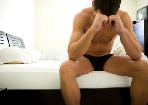 Интимное заболевание у мужчины