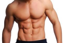 Развитие мужской мускулатуры