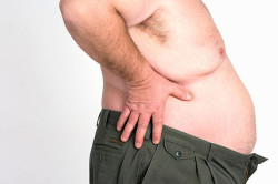 Ожирение у мужчины под влиянием эстрогенов
