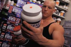 Протеин для наращивания мышечной массы