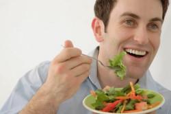 Белковая диета для мужчин от живота