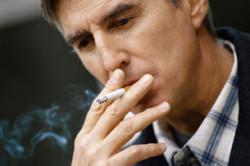 Изменения  гемоглобина от курения