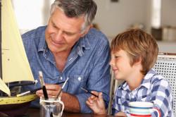 Позднее отцовство увеличивает количество мутаций