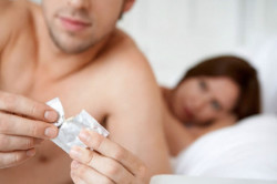 Защита с помощью презервативов