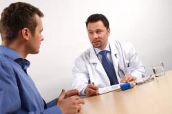 Прием у врача диетолога