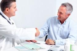 Консультация врача уролога