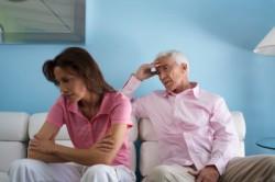 Разлад и ссоры в семье