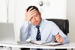 Стресс - одна из причин появления седины