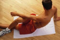 Нагрузки для мышц живота