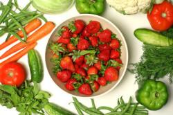 Витамины и здоровое питание