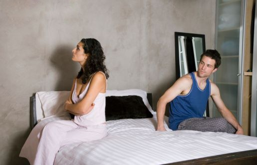 Срок воздержания без секса у мужчин