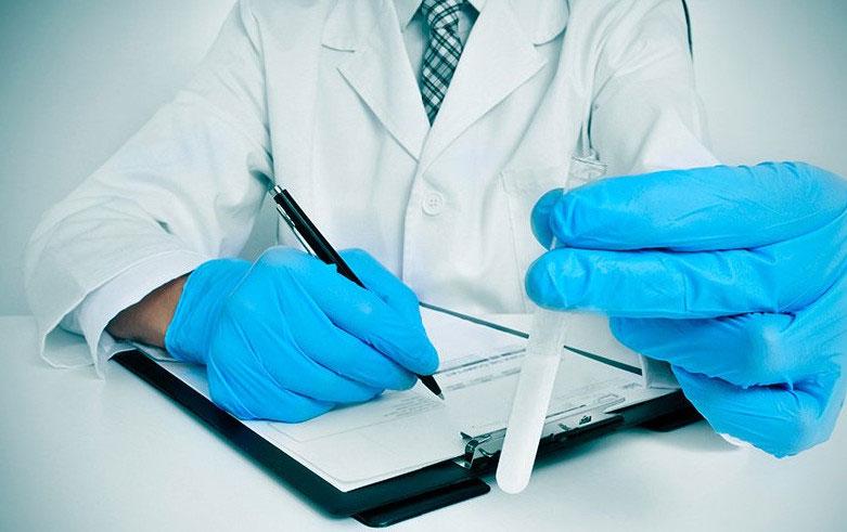 Проведение анализа спермограммы