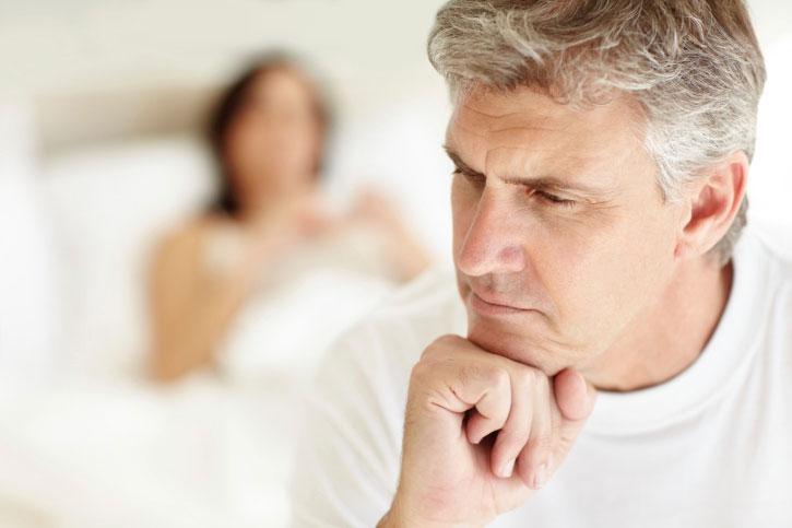 Мужские проблемы с эрекцией