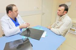 Обращение к квалифицированному врачу