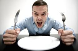 Постоянный голод