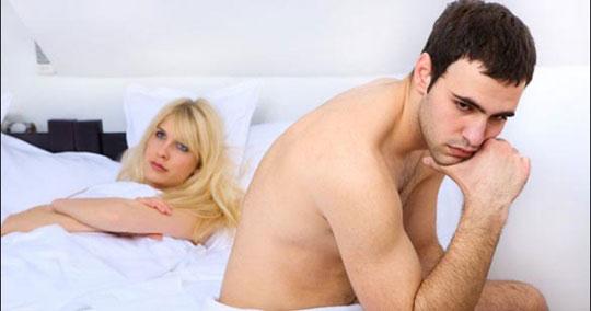 Проблемы с потенцией у мужчин