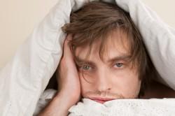 Бессонница - причина снижения тестостерона