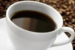 Черный кофе на завтрак