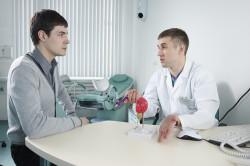 Определение состояния здоровья урологом