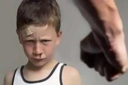 Агрессия на детей