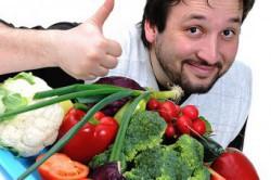 Овощи и диеты