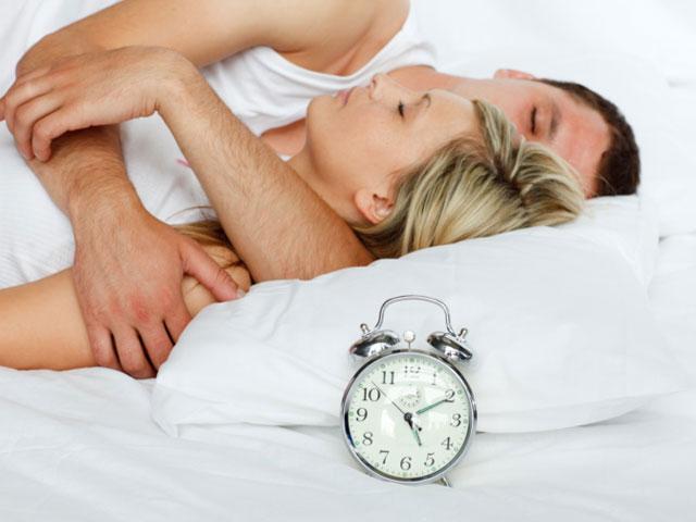 Длительное сексуальное общение с партнером