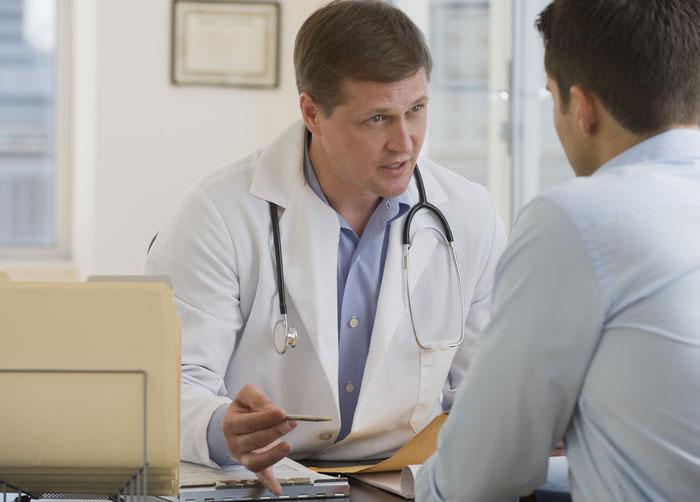 Обращение к врачу по проблеме уретрита
