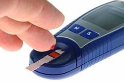 Пользование глюкометром